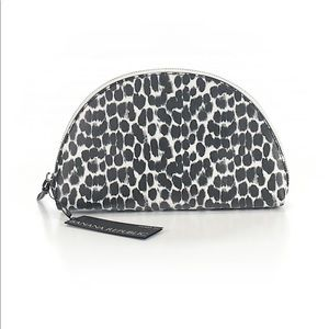 NWT Banana Republic Power Up animal print clutch